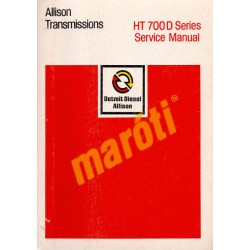 HT 700D Series Service Manual
