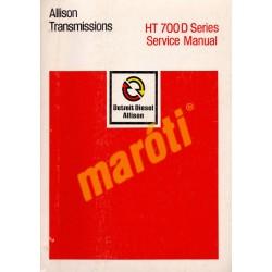 HT 700D Series Service Manual