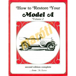 How To Restore Your Model A Volume 2