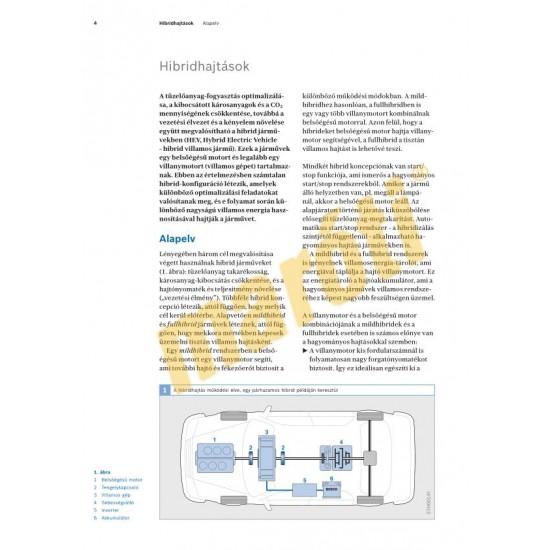 Hibrid hajtások Tüzelőanyagcellák, alternatív tüzelőanyagok