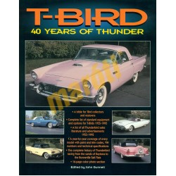 T-Bird 40 Years of Thunder