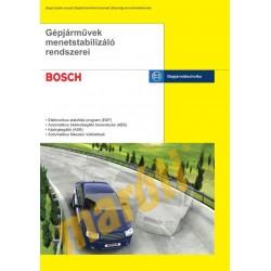 Gépjárművek menetstabilizáló rendszerei