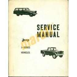 Jeep Service Manual J-series (J-100, J-200, J-300)