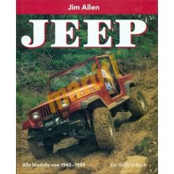 Jeep Alle Modelle von 1940-1999