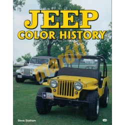 Jeep Color History
