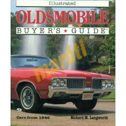 Oldsmobile Illustrated Buyers Guide