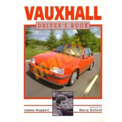 Vauxhall Driver's book
