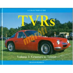 TVRs Volume 1: Grantura to Taimar