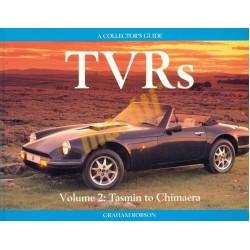 TVRs Volume 2: Tasmin to Chimaera