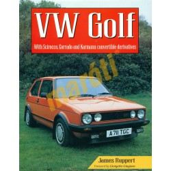 VW Golf With Sirocco, Corrado and Karmann Convertible Derivatives
