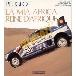 Peugeot La Mia Africa Reine D'Africa
