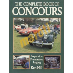 The Complete Book of Concours
