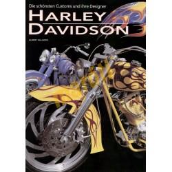 Die schönsten Customs und ihre Designer Harley-Davidson