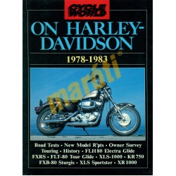 On Harley Davidson 1978-1983