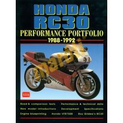 Honda RC30 1988-1992