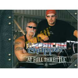 American Chopper At Full Throttle