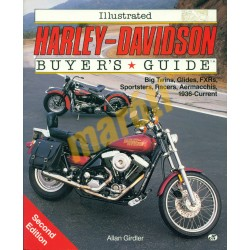 Harley-Davidson Illustrated Buyer's Guide