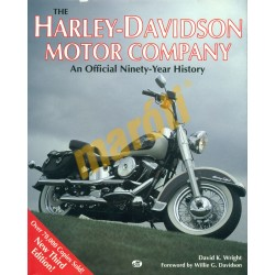 The Harley Davidson Motor Company An Official Nintey-Year History
