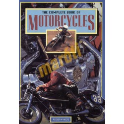 The complete book of motorcycles
