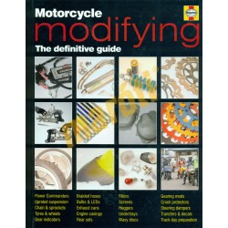 Motorcycle modifying The definitive guide