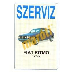Fiat Ritmo 1978-tól (Javítási kézikönyv)