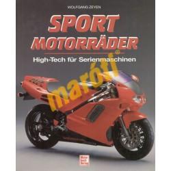 Sport Motorrader High-Tech für Serienmaschinen