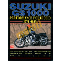 Suzuki GS1000 1978-1981