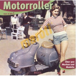 Motorroller von A bis Z