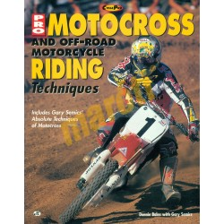 Motocross and off-road motorcycle riding techniques