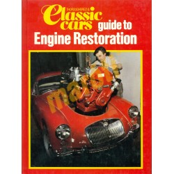 Classic Cars Guide To Engine Restoration