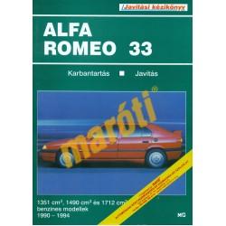 Alfa Romeo 33 (1990-1994) (Javítási kézikönyv)