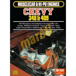 Chevy 348 & 409