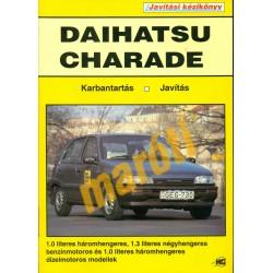Daihatsu Charade 1988-tól (Javítási kézikönyv)