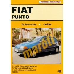 Fiat Punto 1994-től (Javítási kézikönyv)