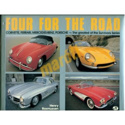 Four For The Road - Corvette, Ferrari, Mercedes-Benz, Porsche - The greatest of the Survivors Series