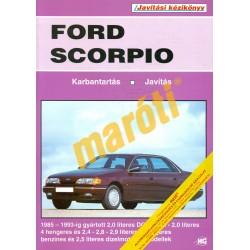 Ford Scorpio (1985-1993) (Javítási kézikönyv)
