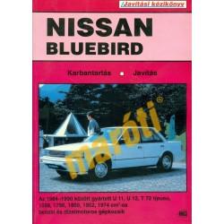 Nissan Bluebird (1984-1990) (Javítási kézikönyv)
