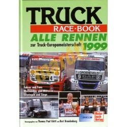 Truck Race Book - Alle Rennen zur Truck-Europameisterschaft 1999