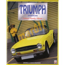 Triumph Sportcars - Colour Family Album