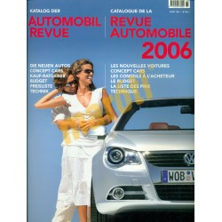 Automobil Revue 2006