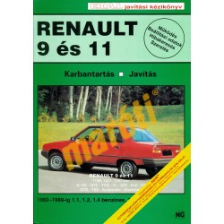 Renault 9 és 11 (1982-1989) (Javítási kézikönyv)
