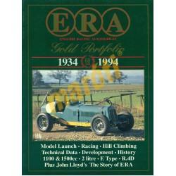 ERA - English Racing Automobile Gold Portfolio 1934-1994