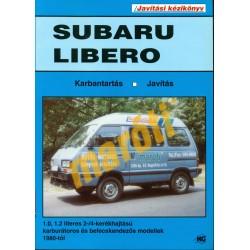 Subaru Libero 1980-tól (Javítási kézikönyv)