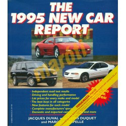 The 1995 New Car Report