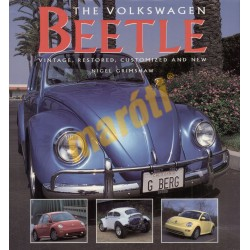 The Volkswagen Beetle Vintage, Restored, Customized and New