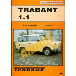 Trabant 1.1 1990-től (Javítási kézikönyv)