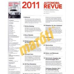 Automobil Revue 2011