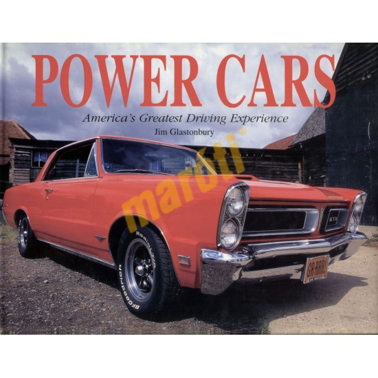Power Cars - Americas Greatest Driving Experience