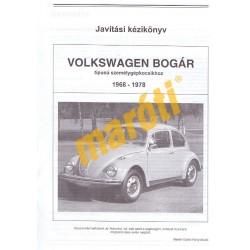 Volkswagen Bogár (1968-1978) (Javítási kézikönyv)