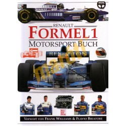 Renault  Formel 1 Motorsport Buch